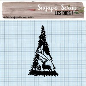 Die Sagapo Scrap sapin collection 7