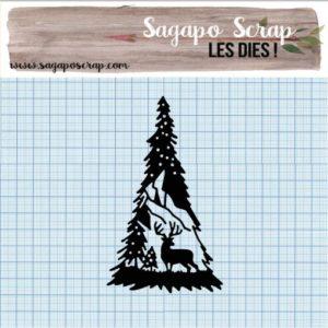 Die Sagapo Scrap sapin collection 7