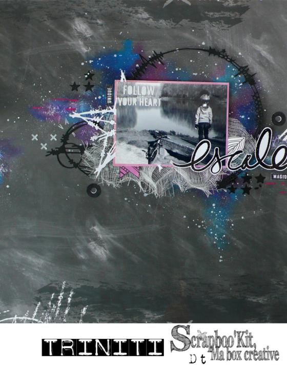 Escale – DT Scrapboo'kit, ma box créative