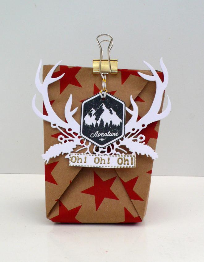 Emballage cadeau origami – TUTO – DT Scrapboo'kit, ma box créative