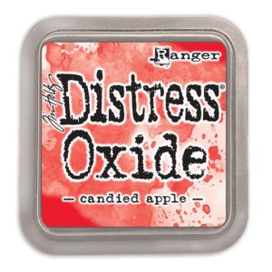 distress oxide apple