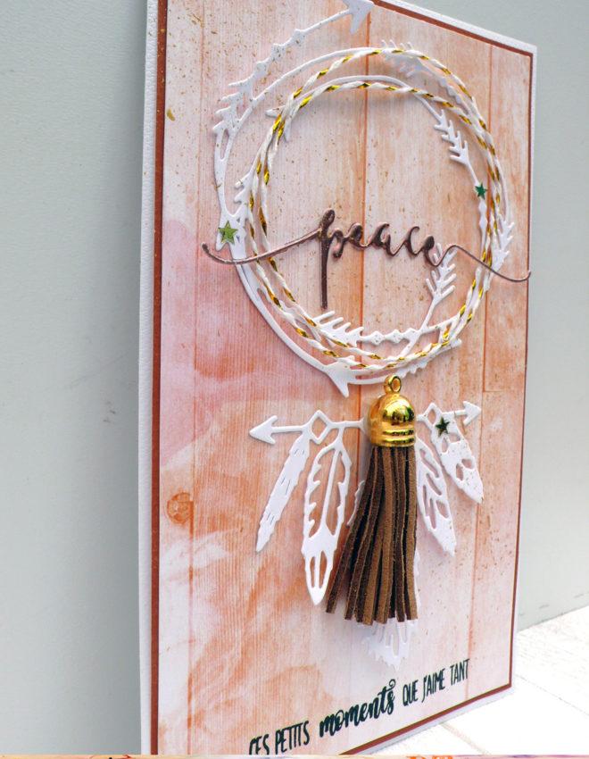 Carte peace – DT Sagapo Scrap