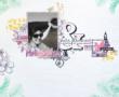 Mini album classeur explore the world