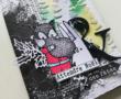 Carte de voeux en profondeur TUTO VIDEO pour Sagapo Scrap