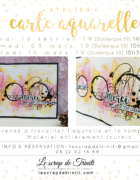 Mini album cocooning TUTO VIDEO pour Scrapboo'kit, ma box créative