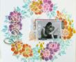 Carte Du bonheur juste pour toi pour Miaoups Créations