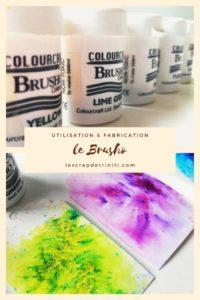 utilisation et fabrication du brusho
