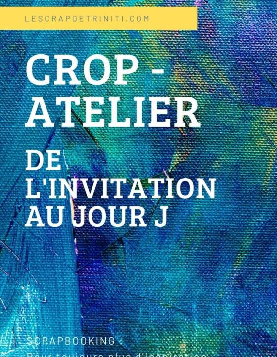 L'organisation d'une CROP : de l'invitation au jour J